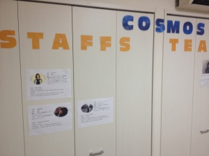 Cosmos Staff