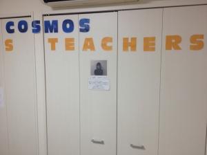 Cosmos Teacher