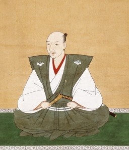Oda Nobunaga in a 16th-century portrait (Picture courtesy of Wikipedia)